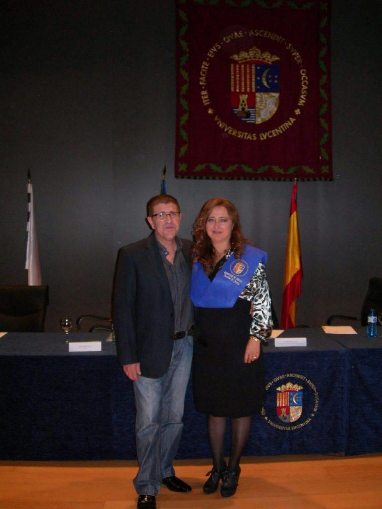 Juan y Begoña